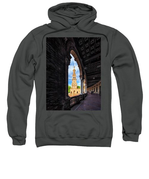 The View Again. Sweatshirt
