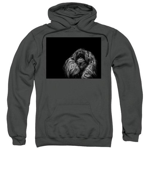 The Vigilante Sweatshirt by Paul Neville