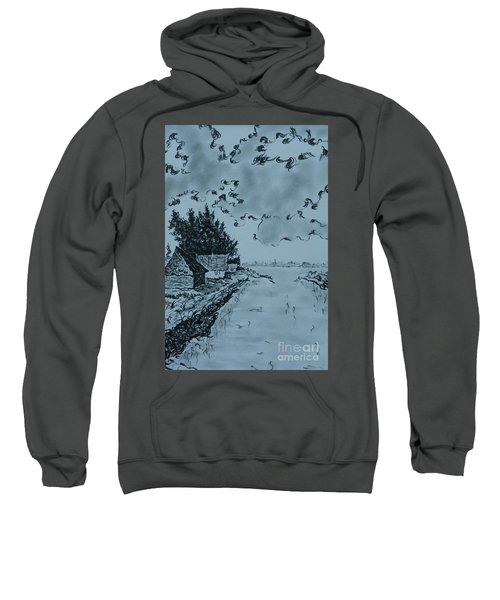 The Village By The River  Sweatshirt