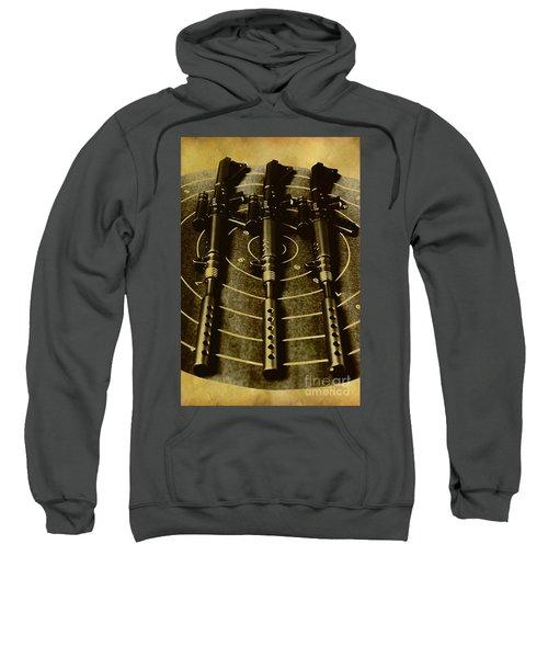 The Vintage Sniper Rifle Range Sweatshirt