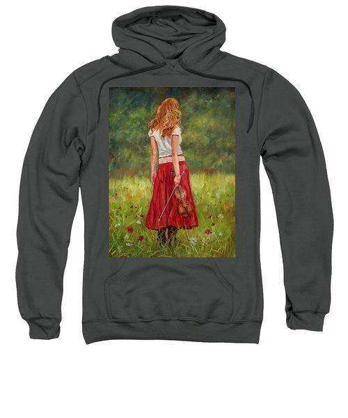 The Violinist Sweatshirt
