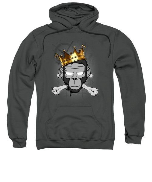 The Voodoo King Sweatshirt