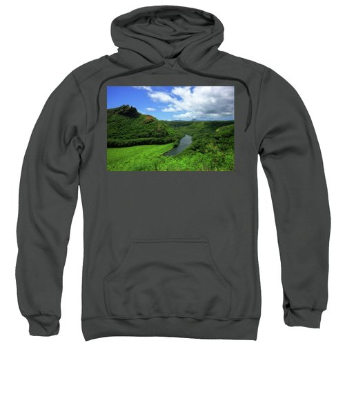 The Wailua River Sweatshirt