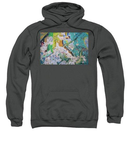 The Wall #8 Sweatshirt