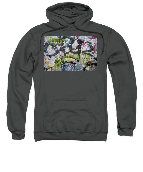 The Wall #9 Sweatshirt