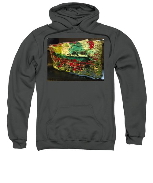The Wall Proposed Sweatshirt