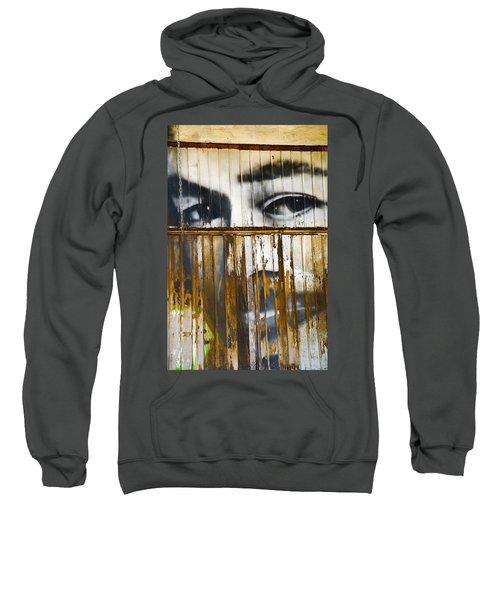 The Walls Have Eyes Sweatshirt