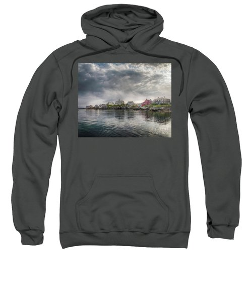 Monhegan Harbor View Sweatshirt