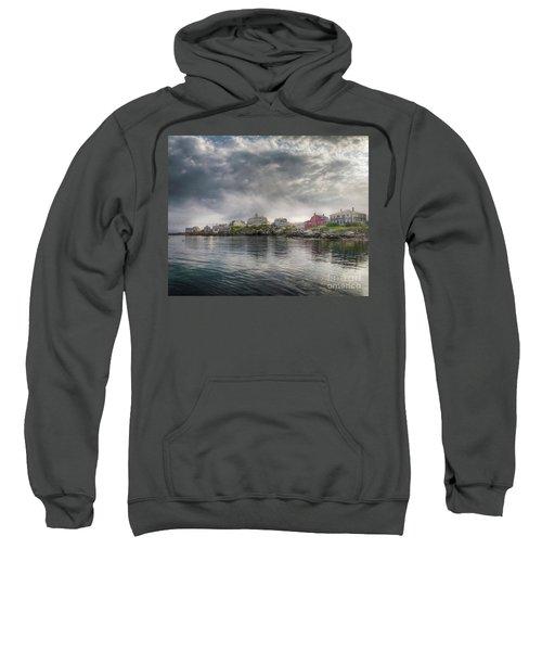 Monhegan Harbor View Sweatshirt