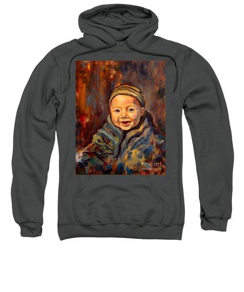 The Warmth Of Winter Sweatshirt