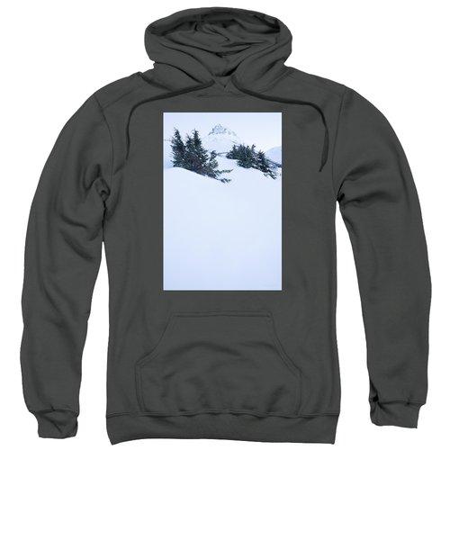 The Wedge In Winter Sweatshirt