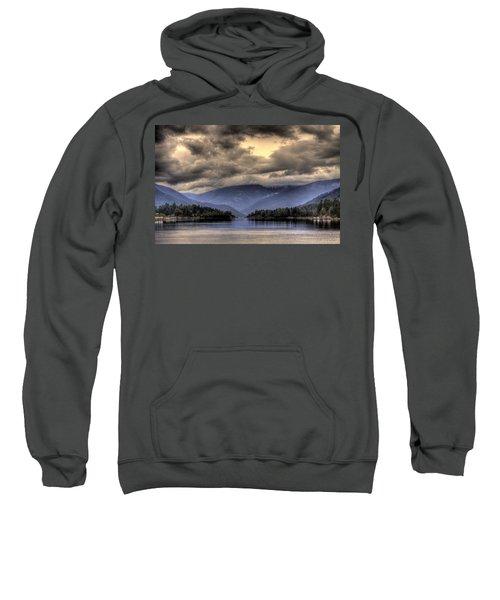 The West Arm Of Kootenai Lake Sweatshirt