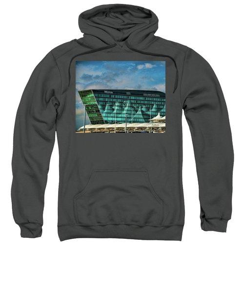 The Westin At Denver Internation Airport Sweatshirt
