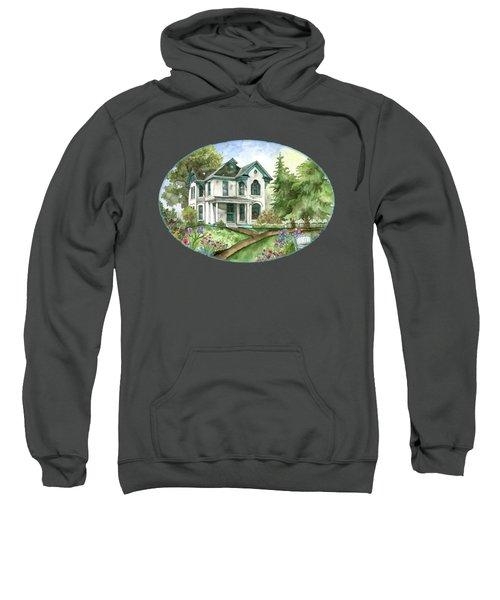 The White Farmhouse Sweatshirt