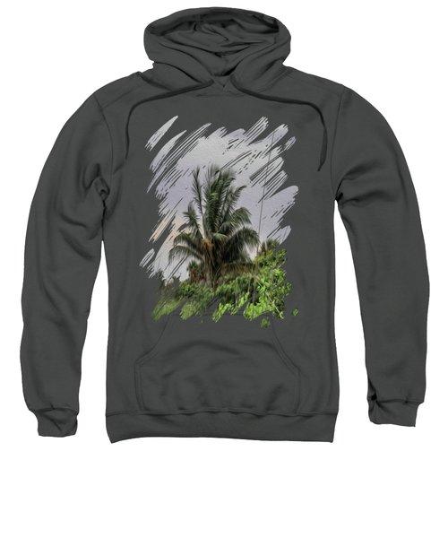 The Wild Palm Tree Sweatshirt