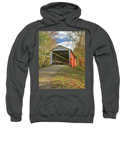 The Wilkins Mill Covered Bridge Sweatshirt