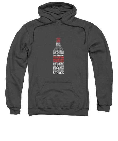 The Wine Connoisseur Sweatshirt