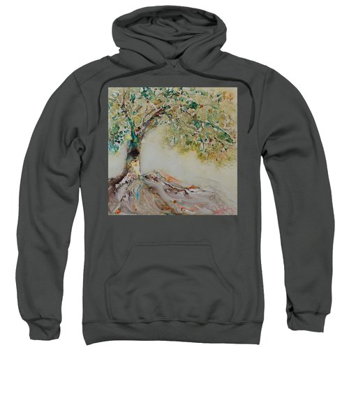 The Wisdom Tree Sweatshirt