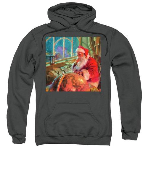 The World Traveler Sweatshirt