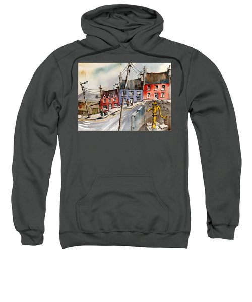 The Yellow Pump, Eyeries, Cork Sweatshirt