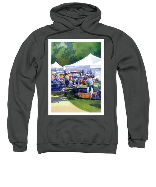Theinsville Farmers Market Sweatshirt