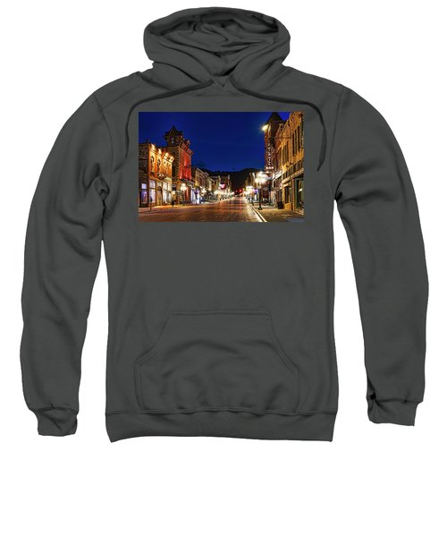 Then And Now Sweatshirt