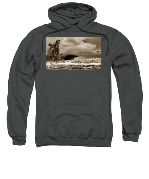 They That Go Down To The Sea Sweatshirt
