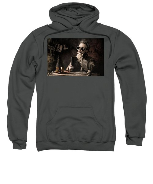 Things To Consider - Steampunk - World Domination Sweatshirt