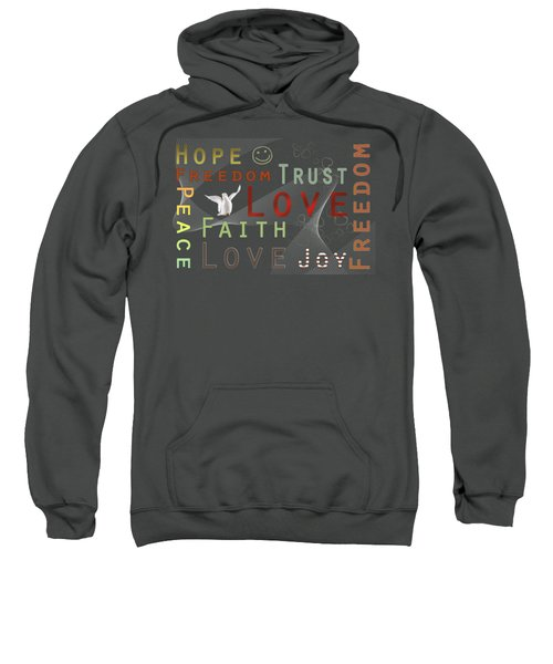 Think Positive Sweatshirt