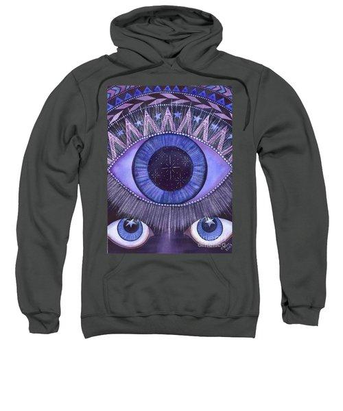 Third Eye Chakra Sweatshirt