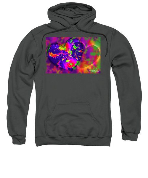 This Hearts For You Sweatshirt