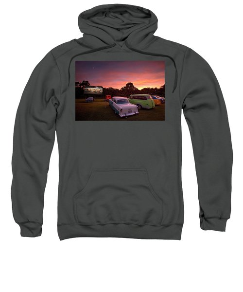 Those Summer Nights Sweatshirt
