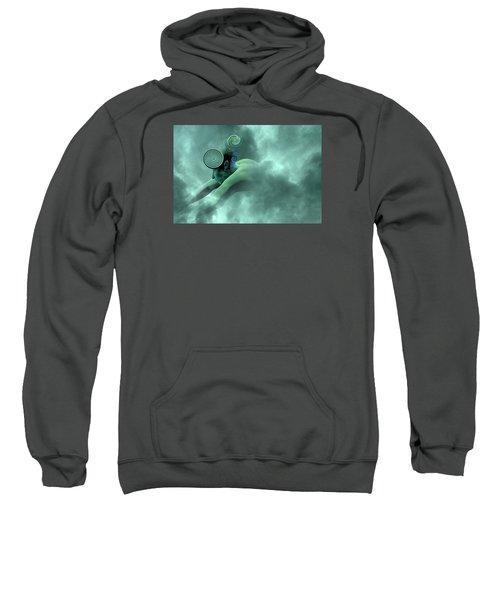 Thoughts Are Born Sweatshirt