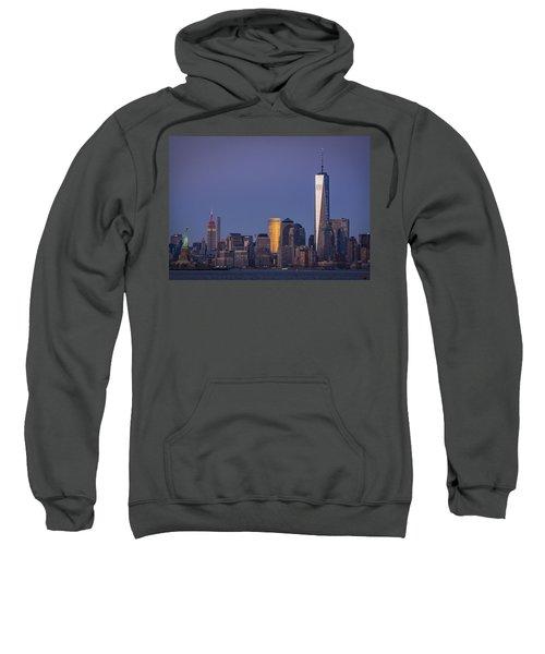 Three New York Symbols Sweatshirt