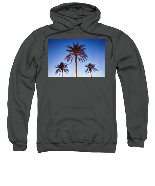 Three Palms Sweatshirt