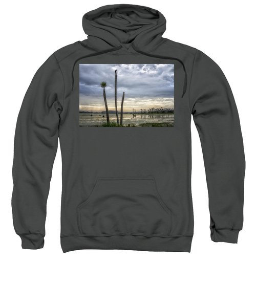 Three Sticks Sweatshirt
