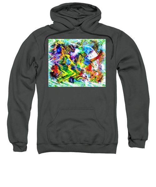 Through The Generations Sweatshirt
