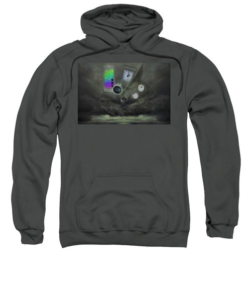Through The Mists Of Time Sweatshirt