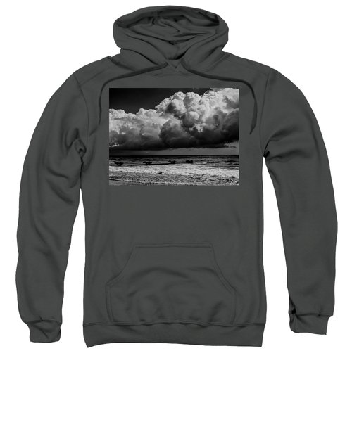Thunder Head By The Sea Sweatshirt