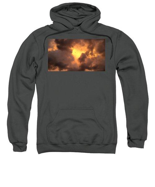 Thunderous Sunset Sweatshirt