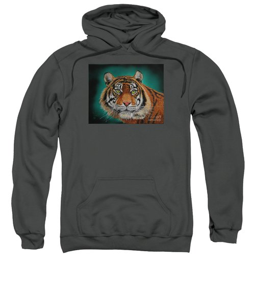 Tiger Portrait......amur Tiger Sweatshirt