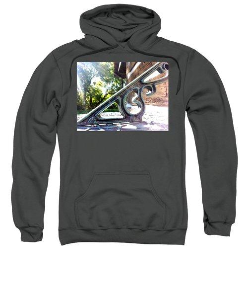 Time At An Angle Sweatshirt