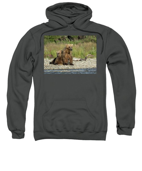 Time For A Nap Sweatshirt