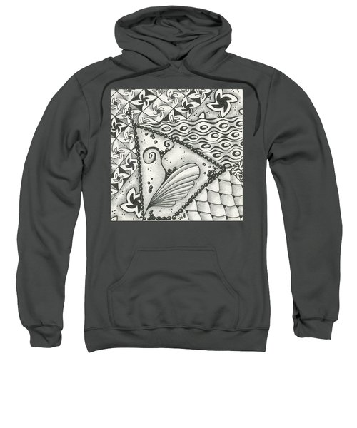 Time Marches On Sweatshirt