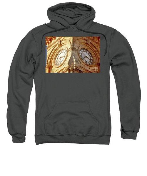 Time On My Side Sweatshirt