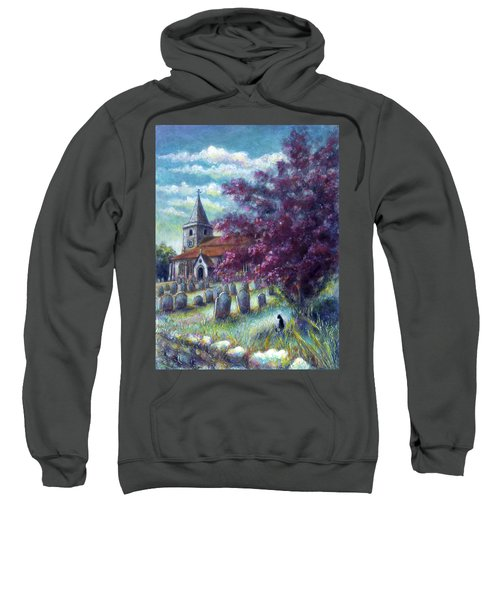 Time Our Companion Sweatshirt