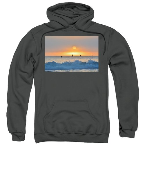 Time To Fly Sweatshirt