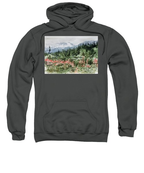 Time To Go Home Sweatshirt
