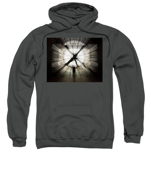 Time Waits For None Sweatshirt