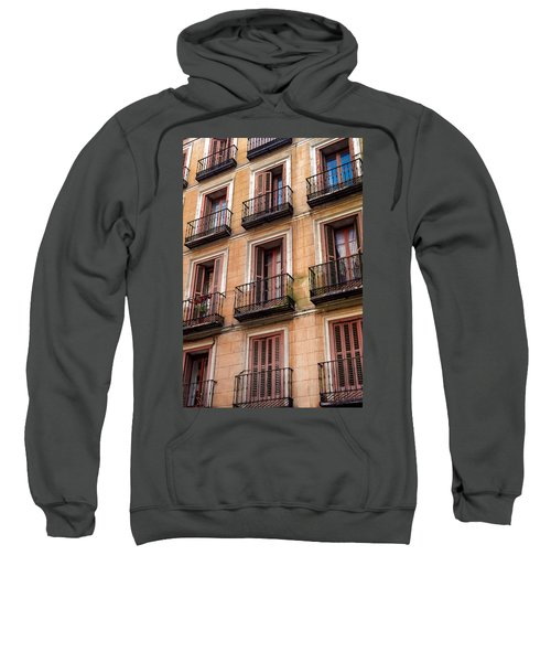 Tiny Iron Balconies Sweatshirt
